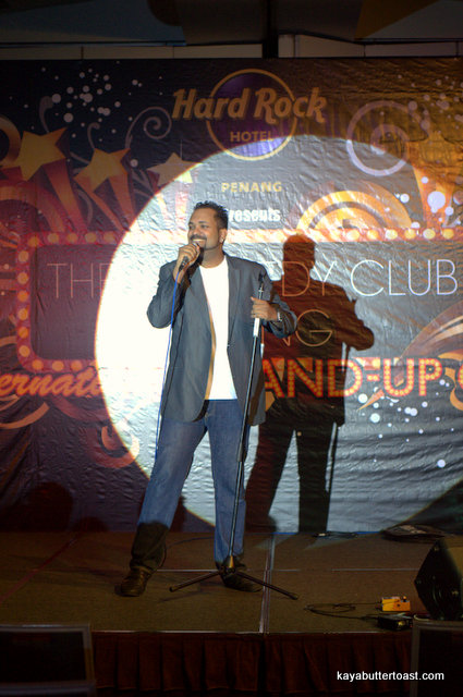 The 3rd Comedy Show by The Comedy Club Penang @ Hard Rock Hotel Penang (4)