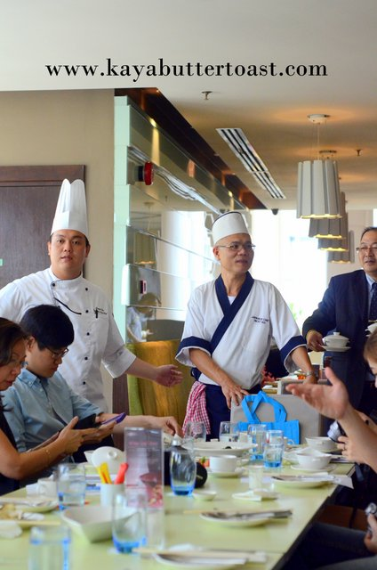Eastin Hotel Penang March 2014 Buffet Theme - Sensational Sakura (10)