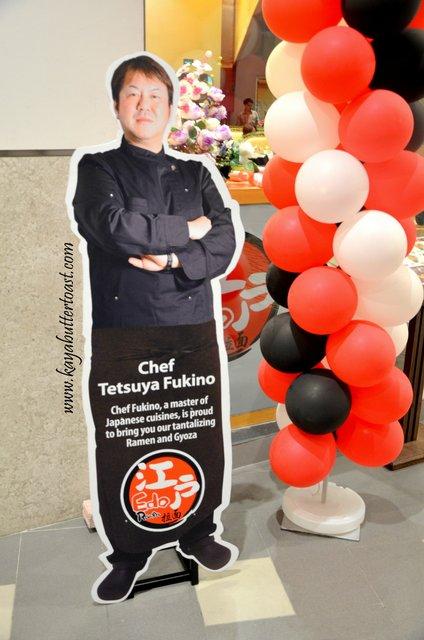 [Invited Review] Edo Ramen @ Gurney Paragon Mall, Penang (2)