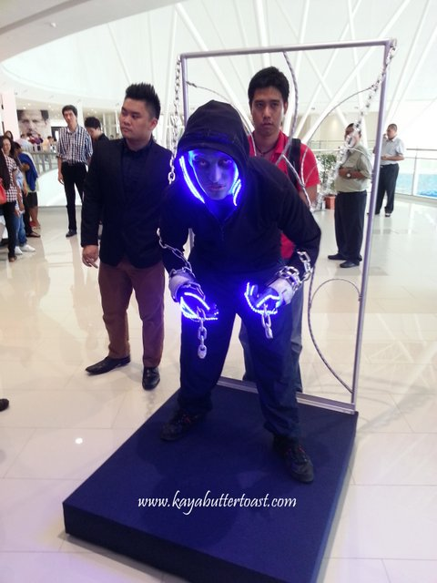 The Launching of TGV Gurney Paragon & Première Screening of The Amazing Spider-Man 2 (12)