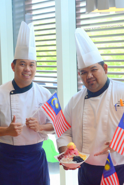 Eastin Hotel Penang August 2014 Buffet Theme - Magnificient Malaysia (1)
