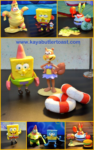 Celebrate Holiday With SpongeBob SquarePants in Gurney Paragon Mall (22)