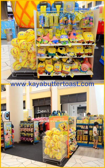 Celebrate Holiday With SpongeBob SquarePants in Gurney Paragon Mall (23)