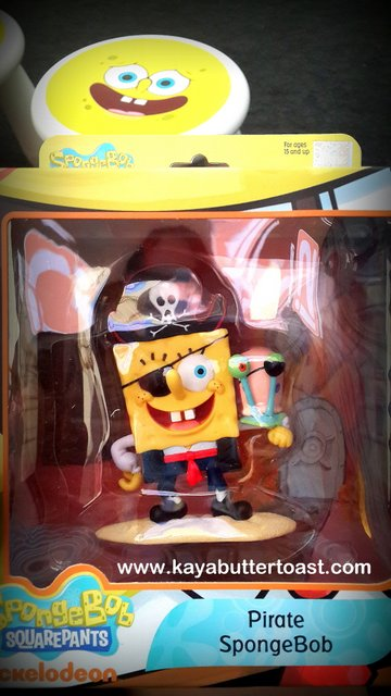 Celebrate Holiday With SpongeBob SquarePants in Gurney Paragon Mall (3)