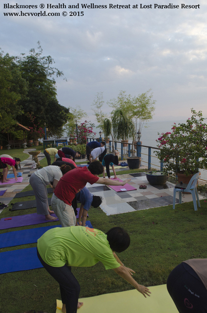 Get healthy and relax with Blackmores Health and Wellness Retreat-18 to 19 April 2015_12