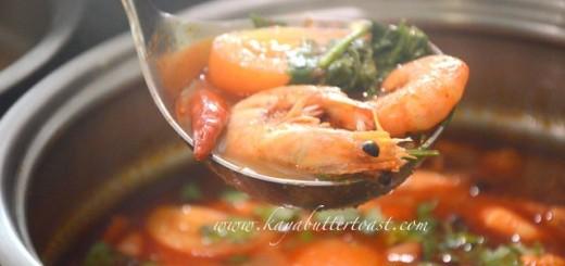 Songkran Sawadee Pee Mai @ Swez Brasserie, Eastin Hotel, Bayan Lepas, Penang (3)