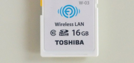 Cannot Detect Toshiba FlashAir W-03 SD Card After Plugging Into DSLR (4)